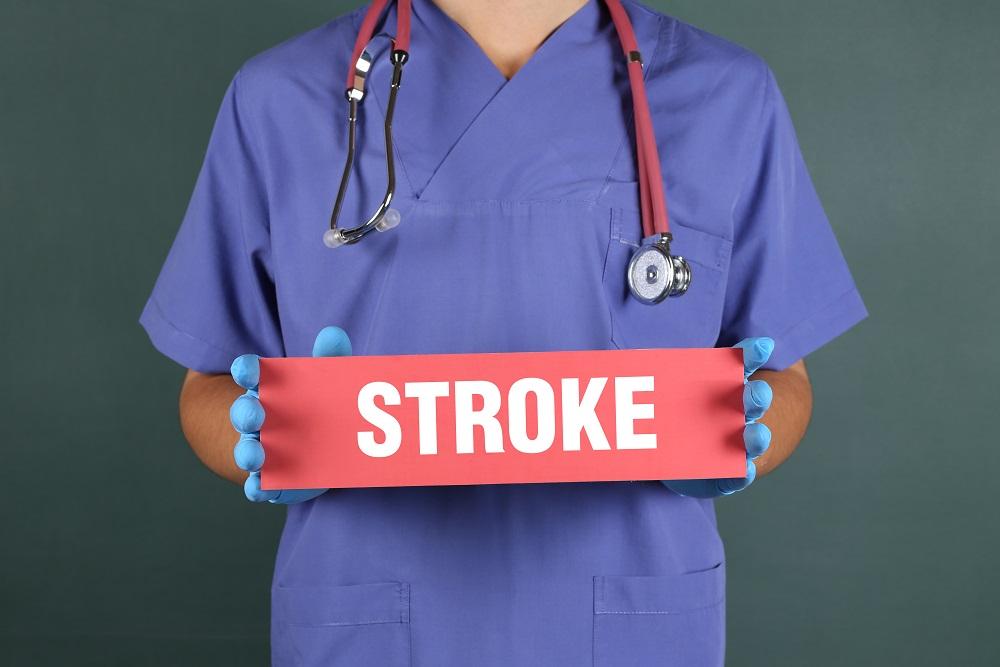 Stroke risks from COVID