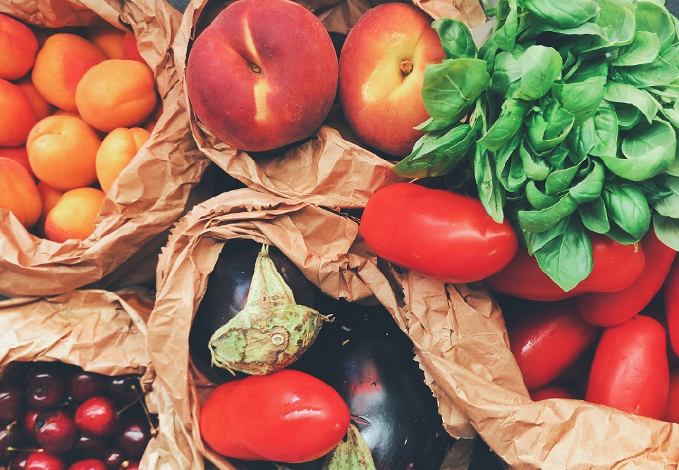 how fruit and vegetables impact diet